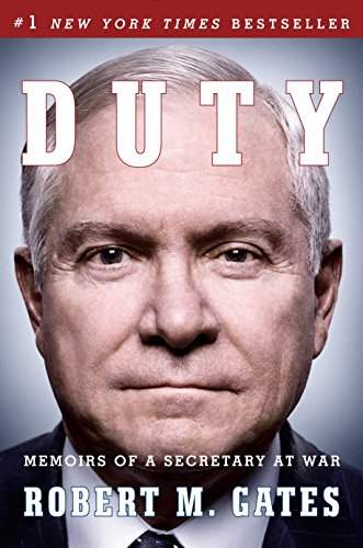 9780307949639: Duty: Memoirs of a Secretary at War