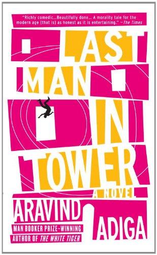 9780307950147: Last Man in Tower (Vintage International)