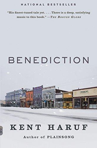 9780307950420: Benediction - Format B (Vintage Contemporaries)