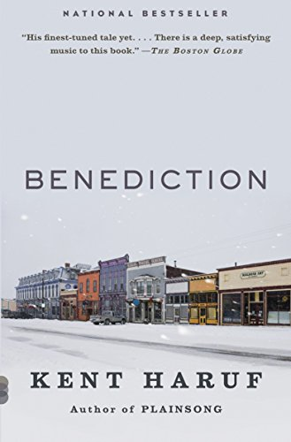 9780307950420: Benediction (Vintage Contemporaries)