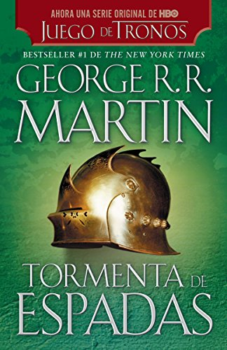 9780307951205: Tormenta de espadas (Spanish Edition)
