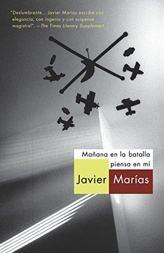 9780307951373: Mañana en la batalla piensa en mí (Spanish Edition)