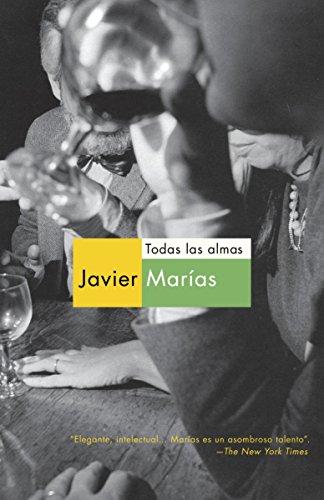 Todas las Almas: Marias, Javier