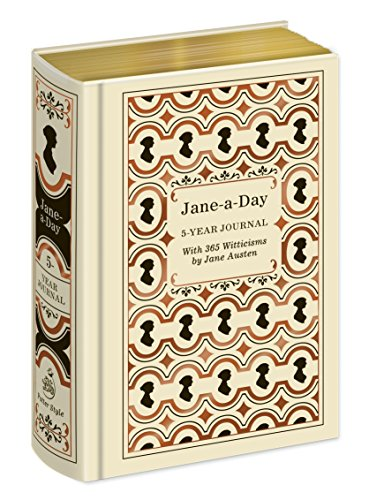 9780307951717: Jane-a-day: 5 Year Journal