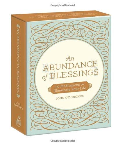 9780307952325: An Abundance of Blessings: 52 Meditations to Illuminate Your Life