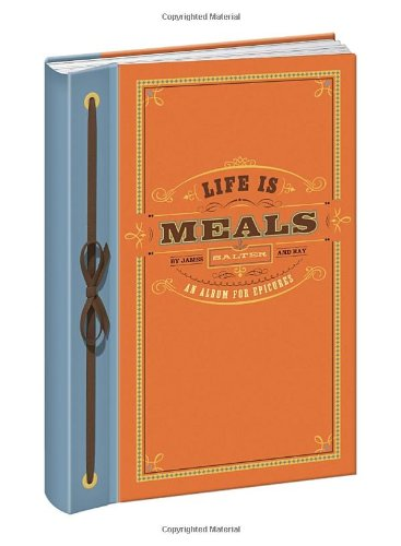 9780307952691: Life Is Meals Journal: An Album for Epicures