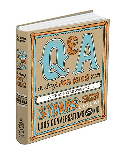 9780307952967: Q&A a Day for Kids: A Three-Year Journal