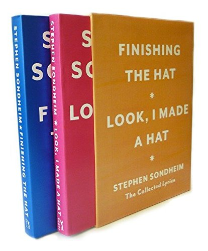 9780307957726: Hat Box: The Collected Lyrics of Stephen Sondheim