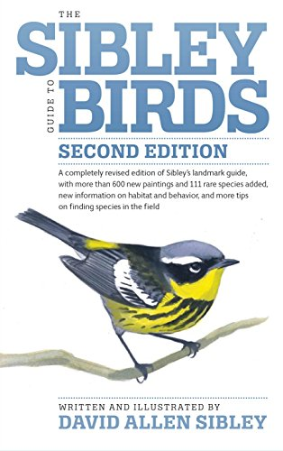 The Sibley Guide to Birds, 2nd Edition (030795790X) by David Allen Sibley