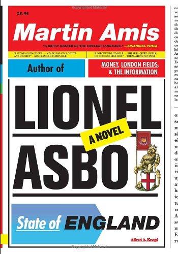 Lionel Asbo: Amis, Martin