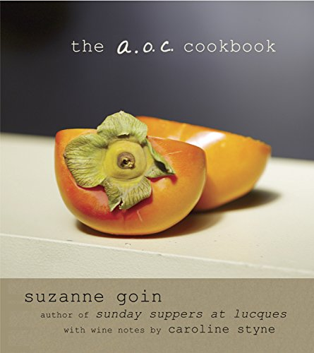 9780307958235: The A.O.C. Cookbook