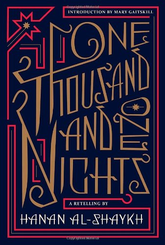 9780307958860: One Thousand and One Nights: A Retelling