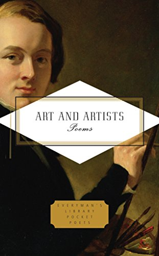 9780307959386: Art and Artists (Everyman's Library Pocket Poets)