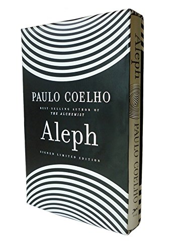 Aleph: Deluxe, slipcased hardcover, signed by the: Paulo Coelho