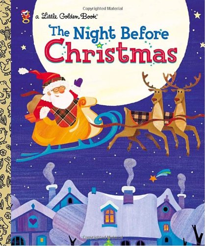 9780307960030: The Night Before Christmas (Little Golden Book)
