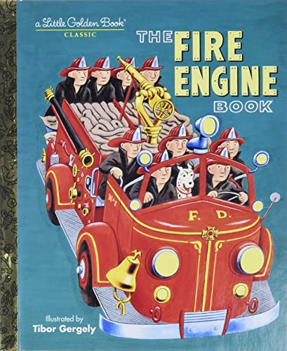 9780307960245: The Fire Engine Book