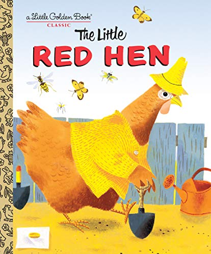 9780307960306: The Little Red Hen (Little Golden Book)