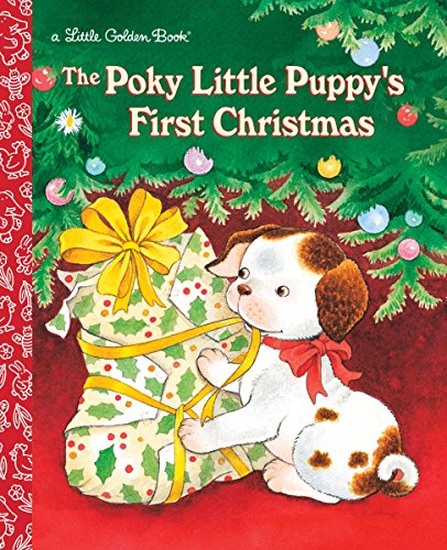 9780307960344: The Poky Little Puppy's First Christmas (Little Golden Book)