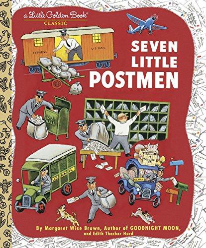 9780307960375: Seven Little Postmen (A Little Golden Book)