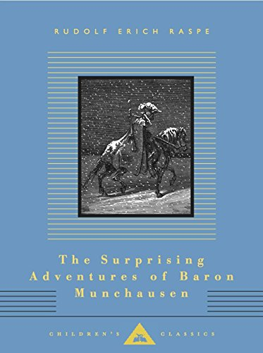 9780307961471: The Surprising Adventures of Baron Munchausen (Everyman's Library Children's Classics Series)