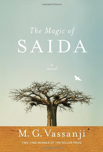 The Magic of Saida (Signed First Edition): M. G. Vassanji