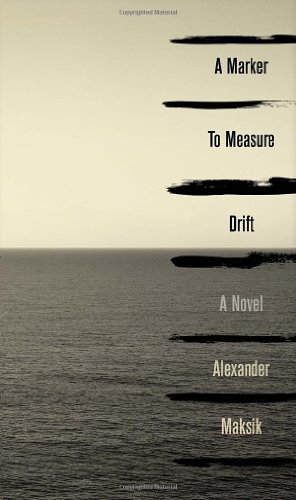 A Marker to Measure Drift: Maksik, Alexander