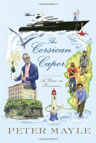 9780307962867: The Corsican Caper: A novel