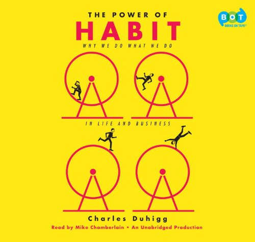 9780307966667: Power of Habit, the (Lib)(CD)