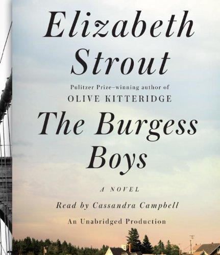 The Burgess Boys: A Novel: Strout, Elizabeth