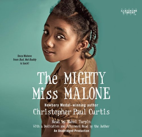 Mighty Miss Malone (Lib)(CD): Curtis, Christopher Paul
