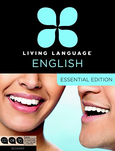 9780307972330: Living Language English, Essential Edition (ESL/ELL): Beginner course, including coursebook, 3 audio CDs, and free online learning