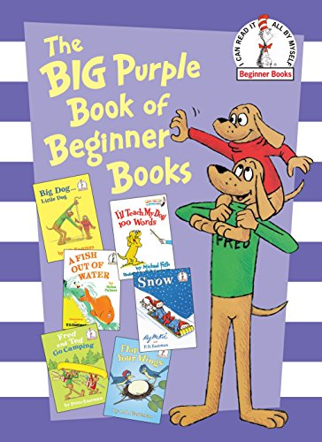 9780307975874: Big Purple Book of Beginner Books (Beginner Books(r))