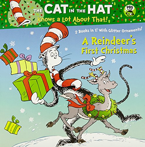 9780307976246: A Reindeer's First Christmas/New Friends for Christmas (Dr. Seuss/Cat in the Hat) (Cat in the Hat Knows a Lot About That!)