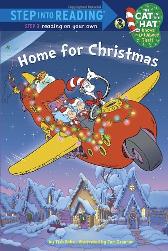 9780307976253: Home For Christmas (Dr. Seuss/Cat in the Hat) (Step into Reading)