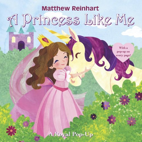 9780307976444: A Princess Like Me: A Royal Pop-Up