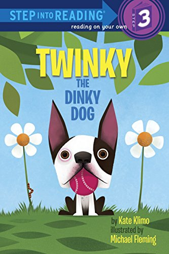 9780307976673: Twinky the Dinky Dog (Step into Reading)
