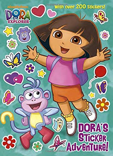 9780307976697: Dora's Sticker Adventure!