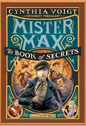 9780307976857: Mister Max: The Book of Secrets: Mister Max 2
