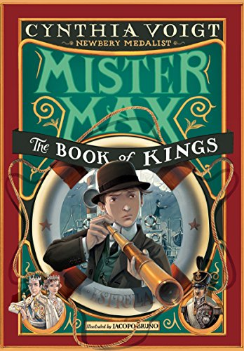 9780307976871: Mister Max: The Book of Kings: Mister Max 3