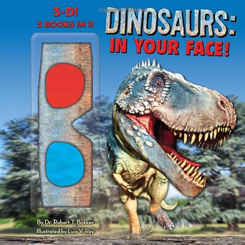 9780307976925: Dinosaurs: In Your Face!