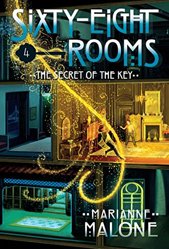 9780307977243: The Secret of the Key: A Sixty-Eight Rooms Adventure