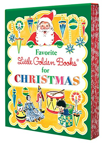 9780307977458: Favorite Little Golden Books for Christmas