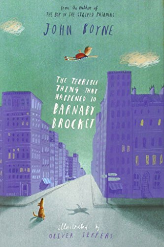 9780307977625: The Terrible Thing That Happened to Barnaby Brocket