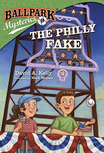 9780307977854: Ballpark Mysteries #9: The Philly Fake