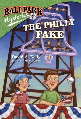 9780307977861: Ballpark Mysteries #9: The Philly Fake