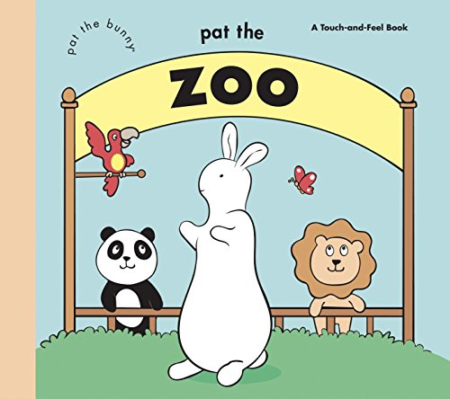 9780307977977: Pat the Zoo (Pat the Bunny) (Touch-and-Feel)