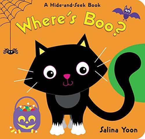 9780307978080: Where's Boo?: A Hide-And-Seek Book