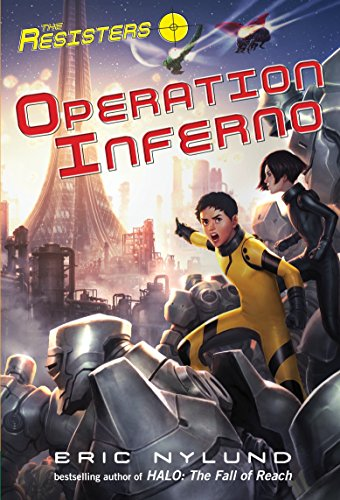 9780307978554: The Resisters #4: Operation Inferno