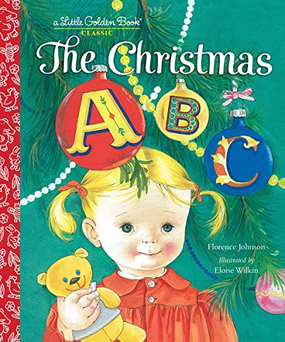 9780307978912: The Christmas ABC (Little Golden Books)