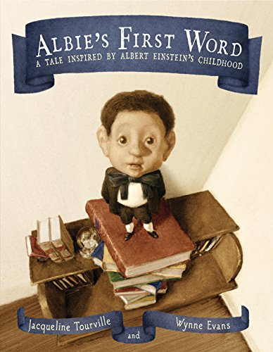 9780307978936: Albie's First Word: A Tale Inspired by Albert Einstein's Childhood